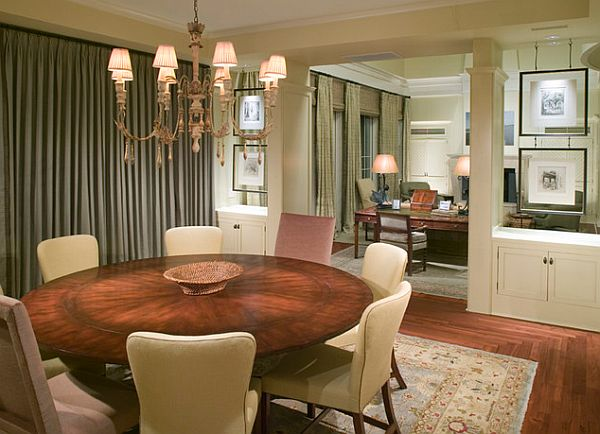 Bernhardt dining room tables